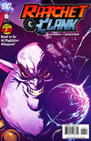 Cover for Ratchet & Clank (DC, 2010 series) #6