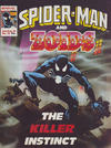 Cover for Spider-Man and Zoids (Marvel UK, 1986 series) #22