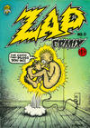 Cover Thumbnail for Zap Comix (1967 series) #0 [9th print 1.50 USD]