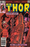 Cover for Thor (Marvel, 1966 series) #326 [Newsstand]