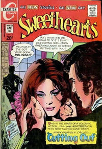 Cover Thumbnail for Sweethearts (Charlton, 1954 series) #124