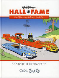 Cover Thumbnail for Hall of Fame (Hjemmet / Egmont, 2004 series) #[3] - Carl Barks