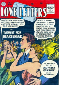 Cover Thumbnail for Love Letters (Quality Comics, 1954 series) #49
