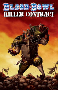 Cover Thumbnail for Blood Bowl: Killer Contract (Boom! Studios, 2008 series)