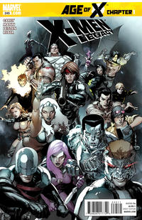 Cover Thumbnail for X-Men: Legacy (Marvel, 2008 series) #245