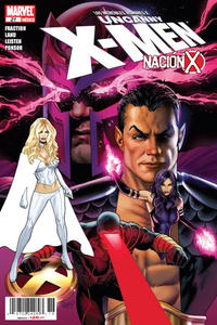 Cover Thumbnail for Los Increíbles Hombres X, Uncanny X-Men (Editorial Televisa, 2009 series) #21
