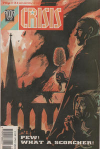 Cover for Crisis (Fleetway Publications, 1988 series) #31