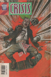 Cover Thumbnail for Crisis (Fleetway Publications, 1988 series) #36