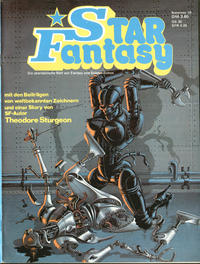 Cover Thumbnail for Star Fantasy (Interman, 1978 series) #10