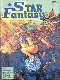 Cover for Star Fantasy (1978 series) #14