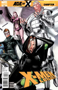 Cover Thumbnail for X-Men: Legacy (Marvel, 2008 series) #245 [Variant Edition]
