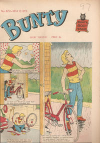 Cover Thumbnail for Bunty (D.C. Thomson, 1958 series) #800