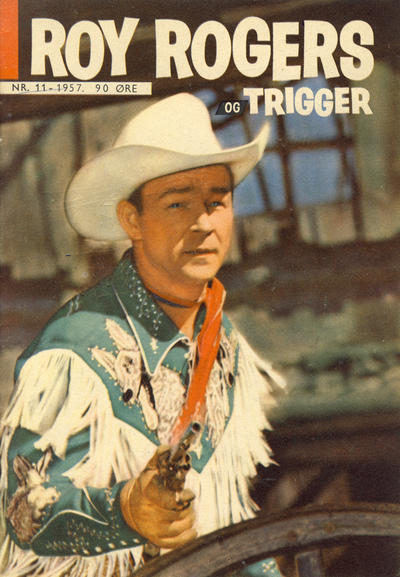 Cover for Roy Rogers (1955 series) #11/1957
