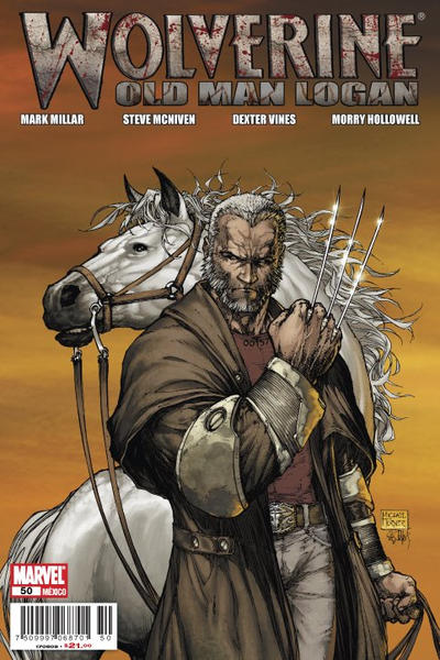 Cover for Wolverine (Editorial Televisa, 2005 series) #50