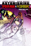 Cover for Astonishing Spider-Man & Wolverine: Director's Cut (Marvel, 2010 series) #1