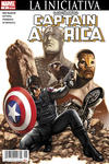 Cover for El Capitán América, Captain America (Editorial Televisa, 2009 series) #1