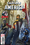 Cover for El Capitán América, Captain America (Editorial Televisa, 2009 series) #17