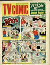 Cover for TV Comic (Polystyle Publications, 1951 series) #740