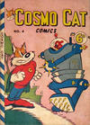 Cover for Cosmo Cat Comics (K. G. Murray, 1947 series) #4