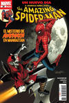 Cover for The Amazing Spider-Man, el Asombroso Hombre Araña (Editorial Televisa, 2005 series) #28