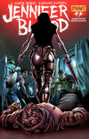 Cover Thumbnail for Jennifer Blood (2011 series) #2 [Jonathan Lau Cover]