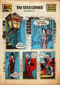 Cover Thumbnail for The Spirit (Register and Tribune Syndicate, 1940 series) #11/7/1948