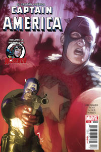 Cover Thumbnail for El Capitán América, Captain America (Editorial Televisa, 2009 series) #18