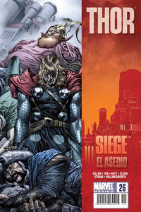 Cover Thumbnail for Thor (Editorial Televisa, 2009 series) #26