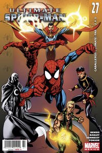 Cover Thumbnail for Ultimate Spider-Man (Editorial Televisa, 2007 series) #27