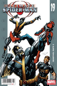 Cover Thumbnail for Ultimate Spider-Man (Editorial Televisa, 2007 series) #19