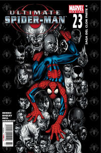 Cover Thumbnail for Ultimate Spider-Man (Editorial Televisa, 2007 series) #23