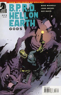 Cover Thumbnail for B.P.R.D. Hell on Earth: Gods (Dark Horse, 2011 series) #3