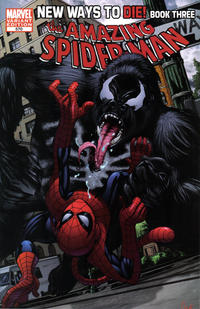 Cover Thumbnail for The Amazing Spider-Man (Marvel, 1999 series) #570 [Monkey Variant]