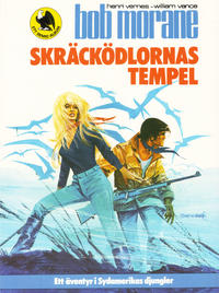 Cover Thumbnail for Bob Morane (Semic, 1979 series) #2 - Skräcködlornas tempel