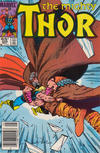 Cover Thumbnail for Thor (1966 series) #355 [Newsstand]