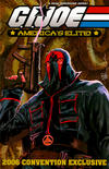 Cover for G.I. Joe: America's Elite (Devil's Due Publishing, 2005 series) #13