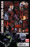 Cover Thumbnail for The Amazing Spider-Man (1999 series) #651 [Second Printing Variant Cover]