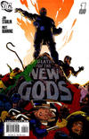 Cover for Death of the New Gods (DC, 2007 series) #1 [Variant Cover]