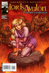 Cover for Lords of Avalon: Sword of Darkness (Marvel, 2008 series) #5