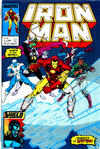 Cover for Iron Man (Play Press, 1989 series) #24