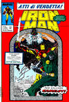 Cover for Iron Man (Play Press, 1989 series) #35