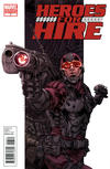 Cover Thumbnail for Heroes for Hire (2011 series) #3 [Harvey Tolibao Variant]