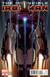 Cover Thumbnail for Invincible Iron Man (2008 series) #500 [Variant Edition - John Romita Jr.]