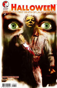 Cover Thumbnail for Halloween: The First Death of Laurie Strode (Devil's Due Publishing, 2008 series) #2