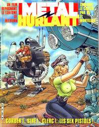 Cover Thumbnail for Métal Hurlant (Les Humanoïdes Associés, 1975 series) #76