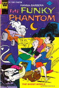 Cover Thumbnail for Hanna-Barbera The Funky Phantom (Western, 1972 series) #12 [Whitman Variant]
