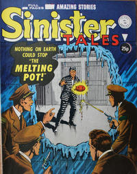 Cover Thumbnail for Sinister Tales (Alan Class, 1964 series) #189