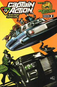 Cover Thumbnail for Captain Action Winter Special (Moonstone, 2011 series)