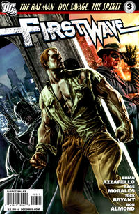 Cover Thumbnail for First Wave (DC, 2010 series) #3 [Lee Bermejo Variant Cover]