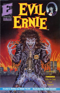 Cover Thumbnail for Evil Ernie (Malibu, 1991 series) #1